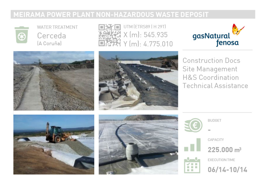 MEIRAMA POWER PLANT NON-HAZARDOUS WASTE DEPOSIT